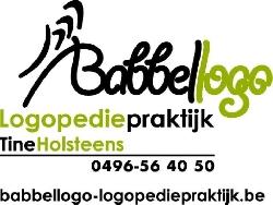Afbeelding › Babbellogo Logopediepraktijk
